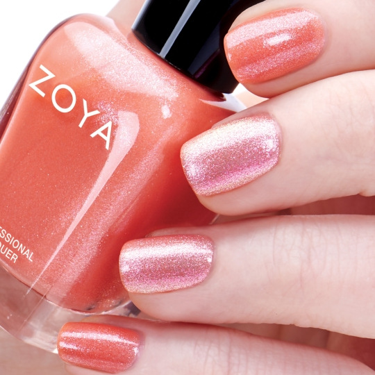 Zoya Zahara is Spring in a bottle!