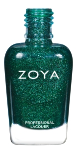 MERIDA is a brilliant lush evergreen scattered holo.