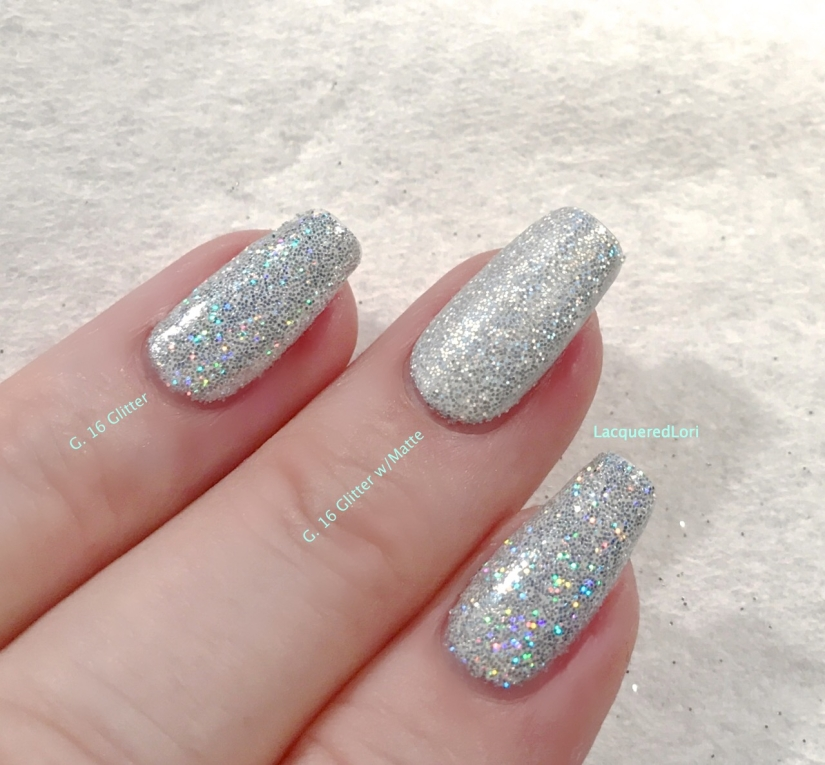 Sparkle & Co, all that glitters….is Luxe Glitter! – Lacquered Lori