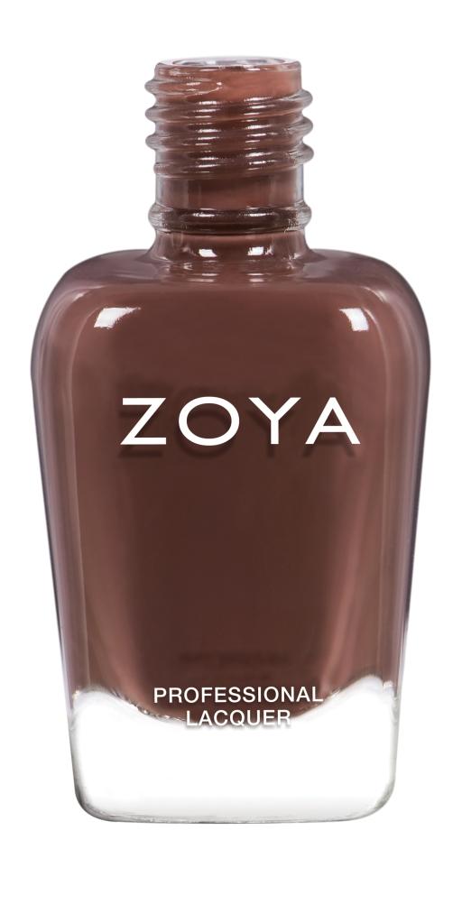 Gina ZP 881: a medium brown neutral cream.